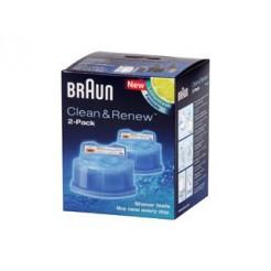 Braun Clean en Renew CCR22 Refill Syncro Reinigingsvloeistof  2Stuks