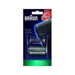 Braun 5628763 3000 Combipack Scheerhoofd + Messenblad