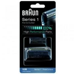 Braun Combipack 10B Zwart - Scheerondedelen Series 1,FreeControl