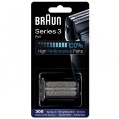 Braun Scheersysteem 30B Zwart - Scheermes voor Series 3, 7000 Series