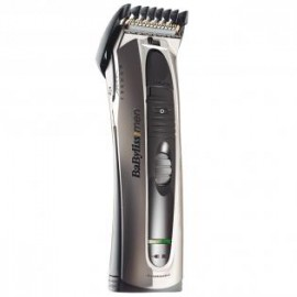 BaByliss for men E779E - Tondeuse, WTech Techn., Turbo functie