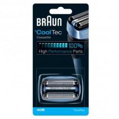 Braun Combipack 40B - Blauw/Zwart