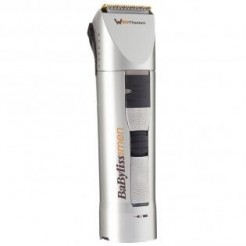 BaByliss for men E780E - Tondeuse - Wtech Titanium - Titanium messen